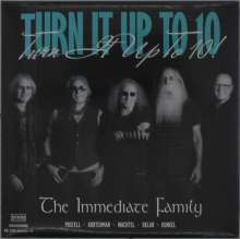 The Immediate Family: Turn It Up To 10 (Digisleeve), CD