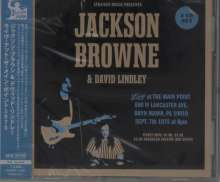 Jackson Browne & David Lindley: Live At The Main Point 1975, 3 CDs