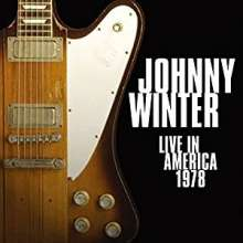 Johnny Winter: Live In America 1978 (Papersleeve), CD
