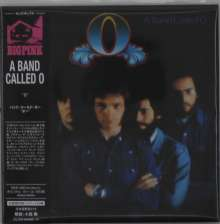 A Band Called O: O (Papersleeve), CD