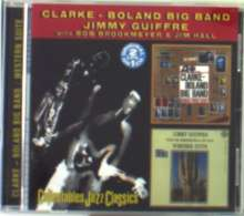Kenny Clarke & Francy Boland: Handle With Care / Western Suite, CD
