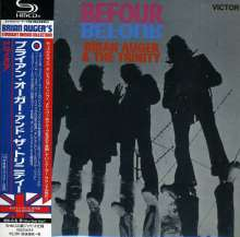 Brian Auger: Befour +5 (SHM-CD) (Limited Edition Papersleeve), CD