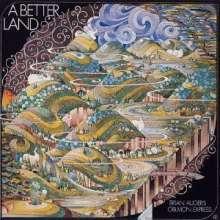 Brian Auger: A Better Land (+1) (SHM-CD) (Digisleeve), CD