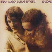 Brian Auger & Julie Tippetts: Encore (SHM-CD) (Papersleeve), CD
