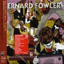 Bernard Foweler: Friends With Privileges, Super Audio CD