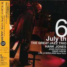 The Great Jazz Trio: July 6th - At Birdland (Papersleeve), Super Audio CD