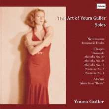 The Art of Youra Guller - Solos (180g), 2 LPs