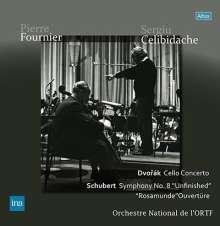 Antonin Dvorak (1841-1904): Cellokonzert op.104 (180g), 2 LPs
