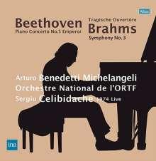 Ludwig van Beethoven (1770-1827): Klavierkonzert Nr.5 (180g), 2 LPs