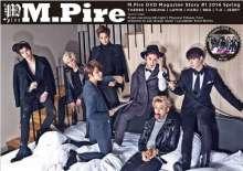 M. Pire: M.Pire Dvd Magazine.., DVD