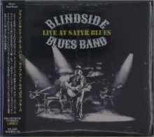 Blindside Blues Band: Live At Satyr Blues, CD