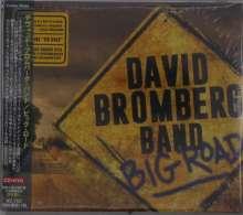 David Bromberg: Big Road (Triplesleeve), 1 CD und 1 DVD