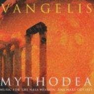 Vangelis (geb. 1943): Mythodea - Music For The Nasa Mission: 2001 Mars Odyssey, CD