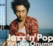 Yosuke Onuma: Jazz N Pop, Super Audio CD
