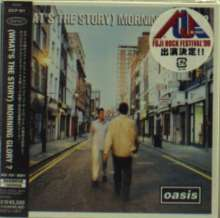 Oasis: (What´s The Story) Morning Glory?, CD