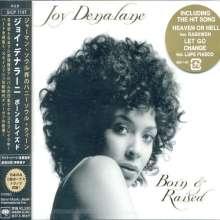 Joy Denalane: Born & Raised +2, CD