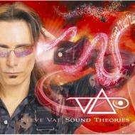 Steve Vai: Sound Theories Vol.I & II, 2 CDs