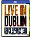 Bruce Springsteen: Live In Dublin With The Sessions Band 2006 (Ländercode A), Blu-ray Disc