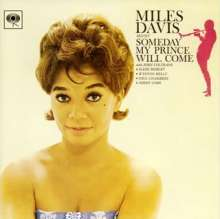 Miles Davis (1926-1991): Someday My Prince Will Come, SACD