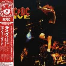 AC/DC: Live(Paper-Sleeve)(Ltd.Release, CD