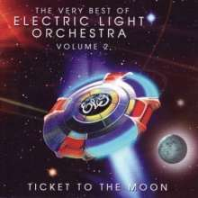 Electric Light Orchestra: The Very Best Of Electric Light Orchestra Volume 2, CD