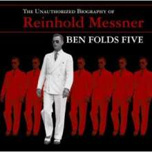 Ben Folds: The Unauthorized Biography Of Reinhold Messner, CD