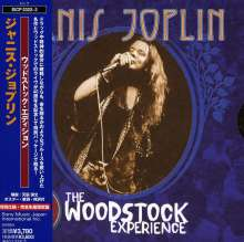 Janis Joplin: I Got Dem Ol' Kozmic Blues Again Mama! / The Woodstock Experience, 2 CDs