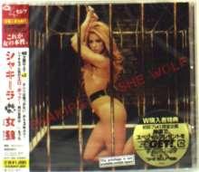 Shakira: She Wolf, CD