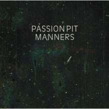 Passion Pit: Manners +5(Ltd.), CD