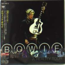 David Bowie (1947-2016): A Reality Tour, 2 CDs