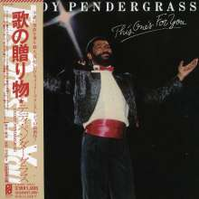 Teddy Pendergrass: This One's For You (Ltd.Papersleeve), CD