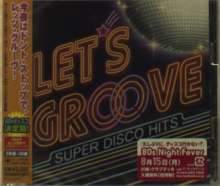 Let's Groove: Super Disco Hits, 2 CDs