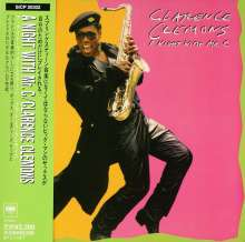 Clarence Clemons: A Night With Mr. C (Blu-Spec CD) (Papersleeve), CD