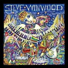 Steve Winwood: About Time (2CD + DVD) (Limited Papersleeve)(Reissue), 2 CDs und 1 DVD