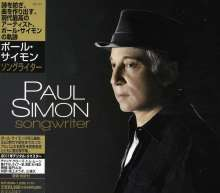 Paul Simon (geb. 1941): Songwriter (Blu-Spec CD), 2 CDs