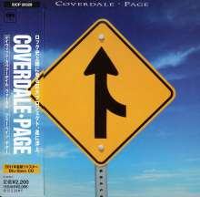 Coverdale.page: Coverdale Page (Limited Edition) (Blu-Spec CD), CD