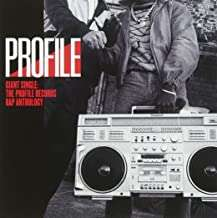 Giant Single: The Profile Records Rap Anthology, 2 CDs