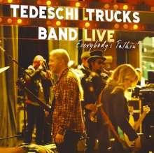 Tedeschi Trucks Band: Everybody's Talkin', 2 CDs