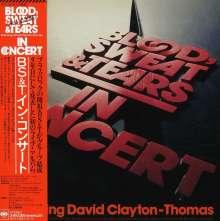 Blood, Sweat & Tears: In Concert 1975 (Digisleeve) (Blu-Spec CD), 2 CDs