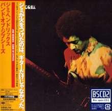 Jimi Hendrix: Band Of Gypsys (Digisleeve) (Blu-Spec CD), CD