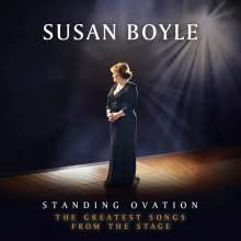 Susan Boyle: Musical: Standing Ovation: The Greatest Songs From The Stage, CD