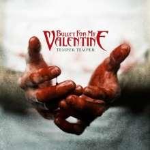Bullet For My Valentine: Temper Temper, CD