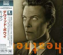 David Bowie (1947-2016): Heathen (Blu-Spec CD), CD