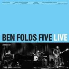 Ben Folds: BEN FOLDS FIVE LIVE +bonus, CD