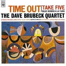 Dave Brubeck (1920-2012): Time Out (Blu-Spec CD2), CD