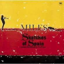 Miles Davis (1926-1991): Sketches Of Spain (Blu-Spec CD2), CD