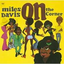 Miles Davis (1926-1991): On The Corner (Blu-Spec CD2), CD