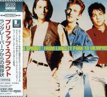 Prefab Sprout: From Langley Park To Memphis (Blu-Spec CD2), CD