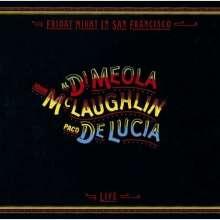 Paco de Lucia, Al Di Meola & John McLaughlin: Friday Night In San Francisco (Blu-Spec CD2), CD