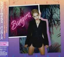 Miley Cyrus: Bangerz + Bonus, CD